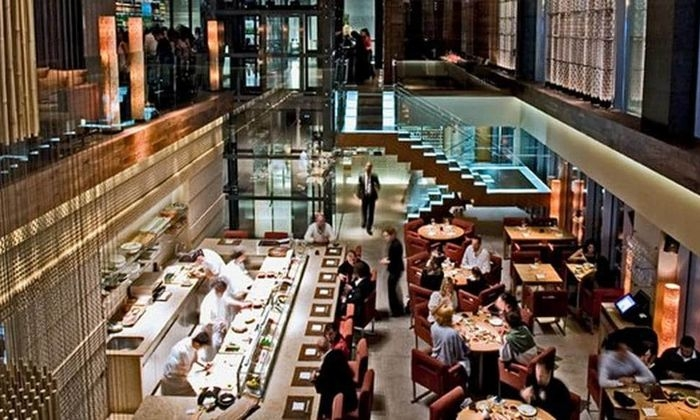Top 6 Best Restaurants in DIFC DUBAI