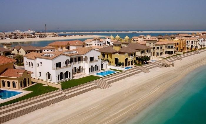 Most Expensive Beach Villas in Dubai