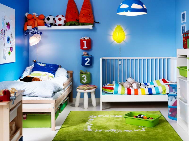 Top 5 Decorating Ideas for Kids Room
