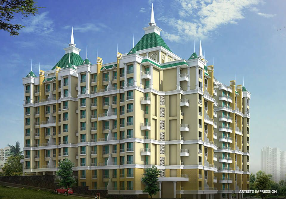 Top 10 Residential Apartments in Karjat