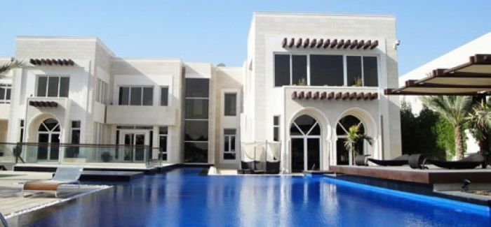TOP EXPENSIVE GOLF VILLAS IN DUBAI