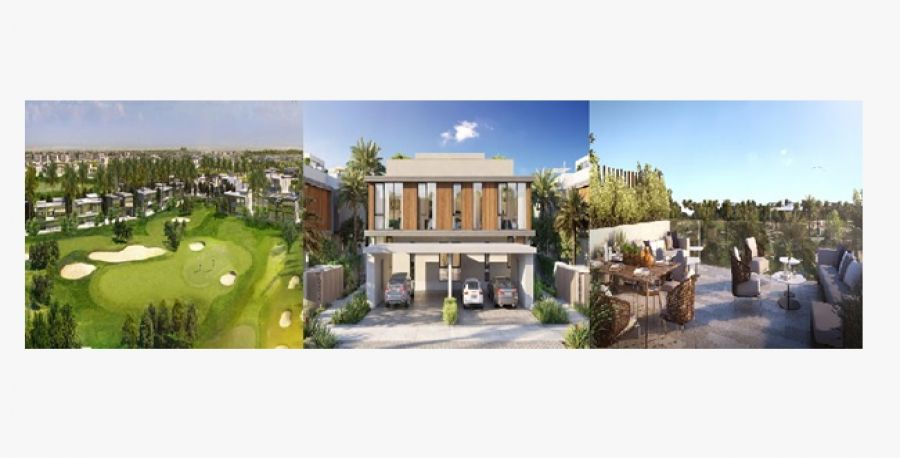 Emaar Golf Grove Villas