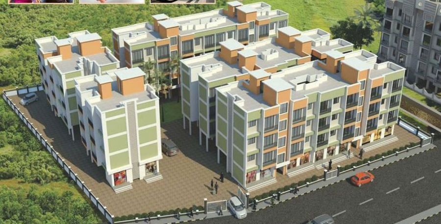 Shree Rujve Vrindavan Homes